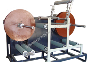 Doctoring Film Strip Winding Rewinding Machine